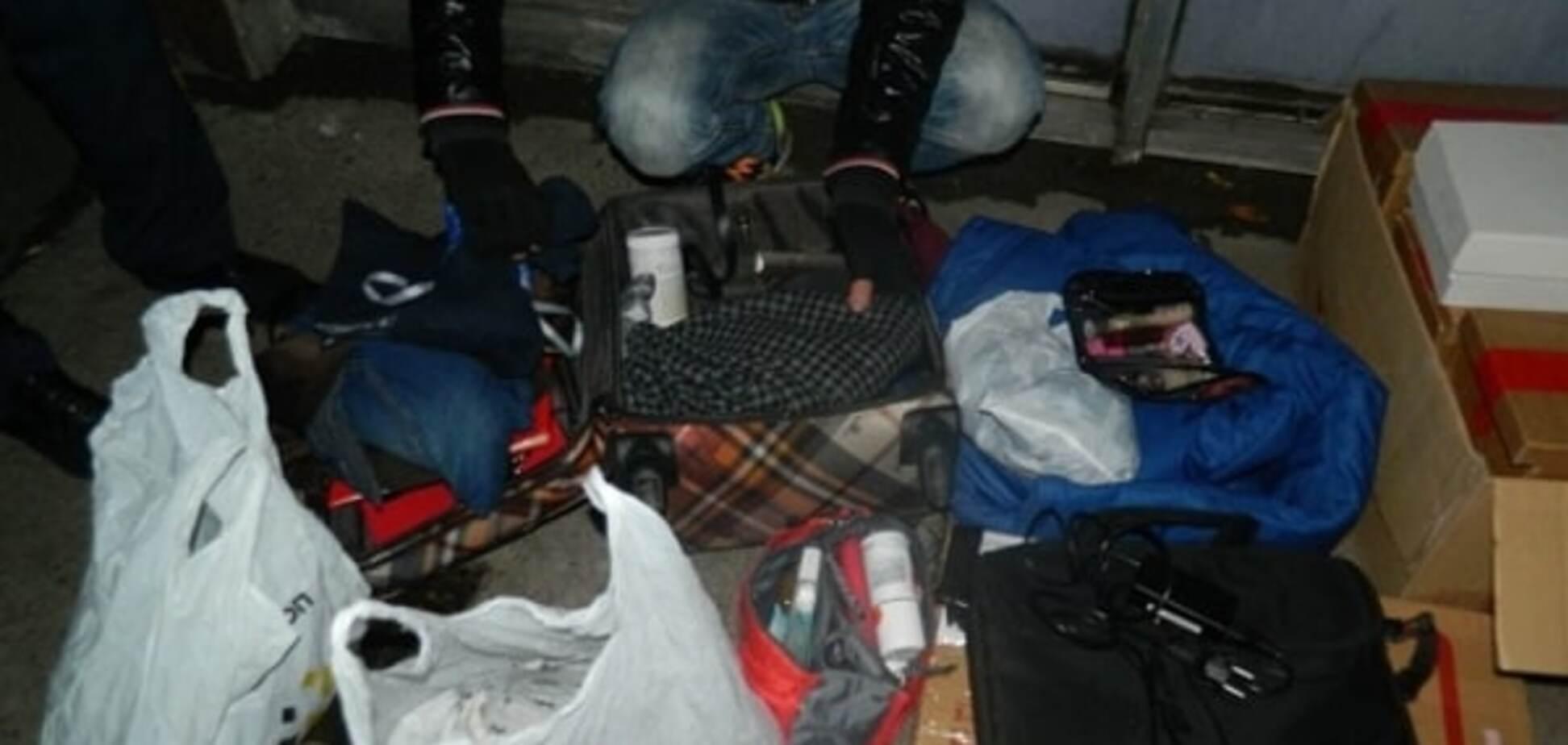 У Києві затримали досвідчених злодіїв: вони зізналися в 59 крадіжках