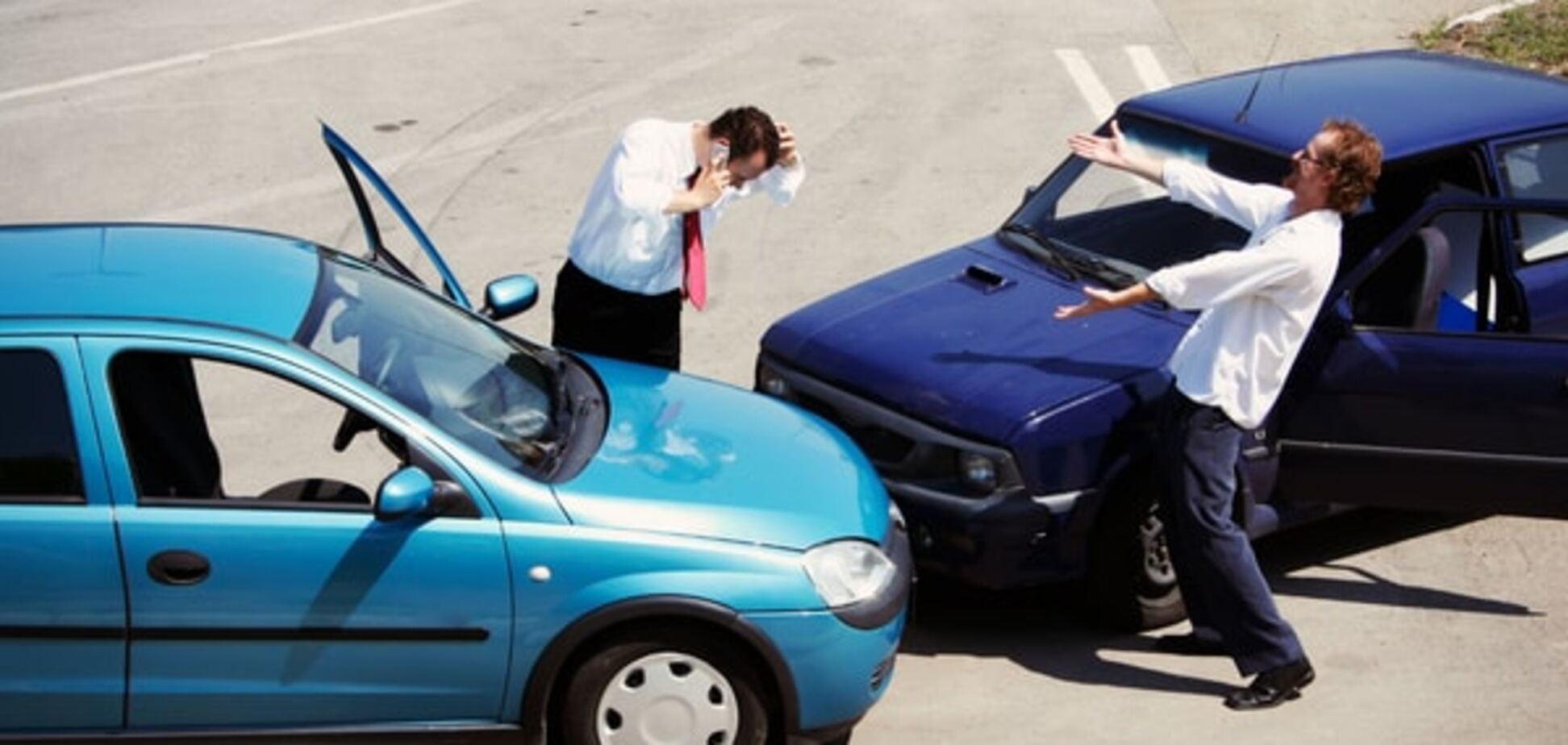 Аварий по вине автодора в Киеве не происходит: неожиданные данные ГАИ