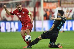 Унижение 'Арсенала' и разгром от 'Барселоны': результаты Лиги чемпионов 4 ноября