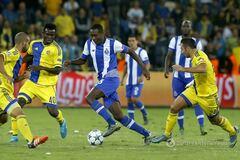 Маккаби - Порту - 1-3: видео-обзор матча