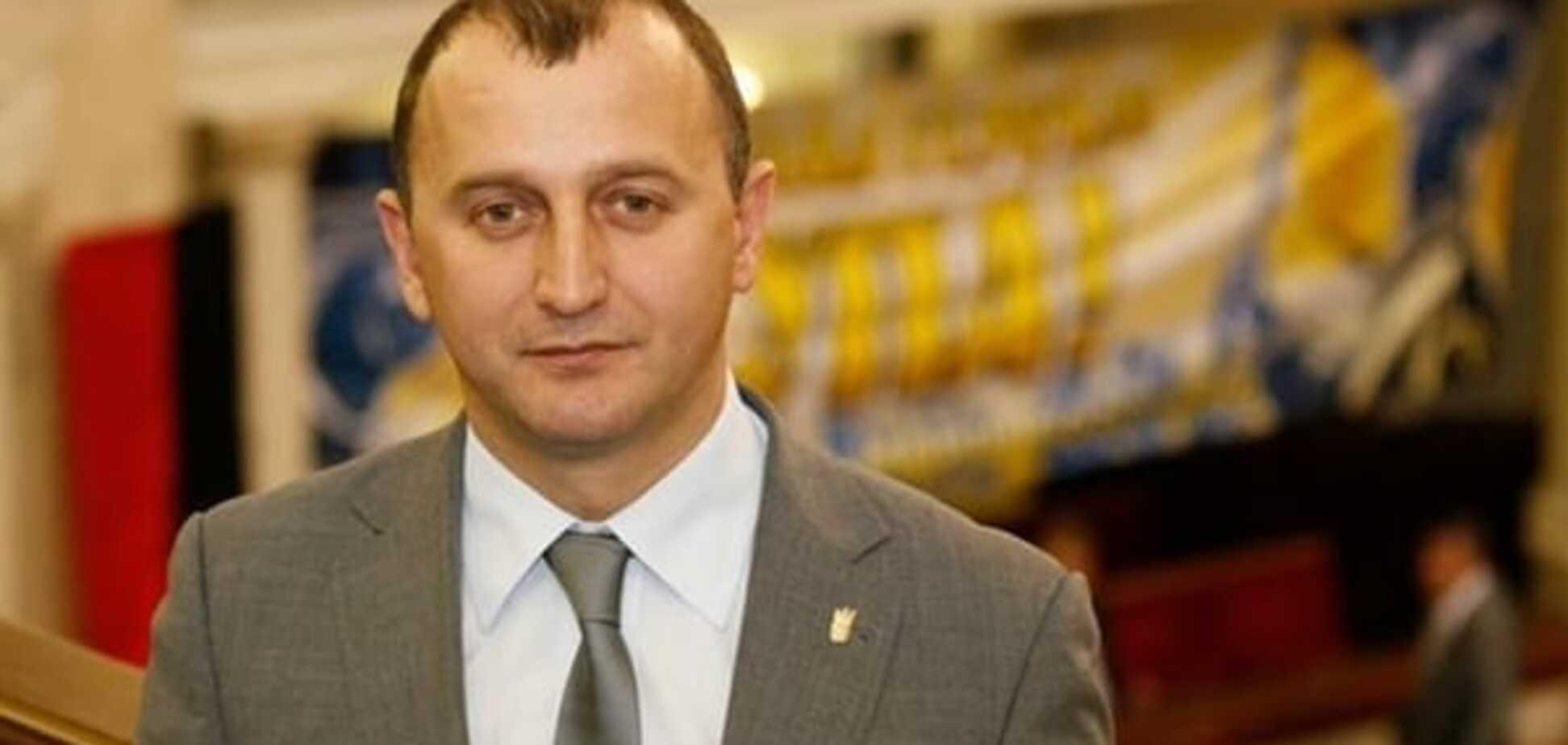 Тягнибок назвав дату нічного домашнього арешту для Сиротюка