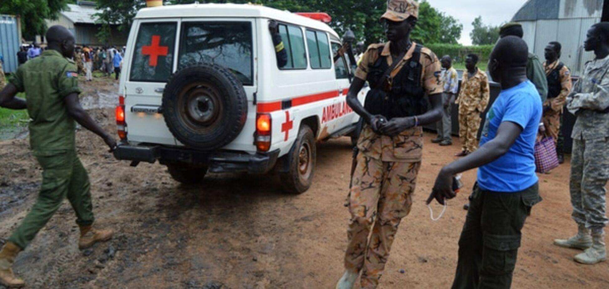 После крушения Ан-12 в Судане чудом выжил ребенок