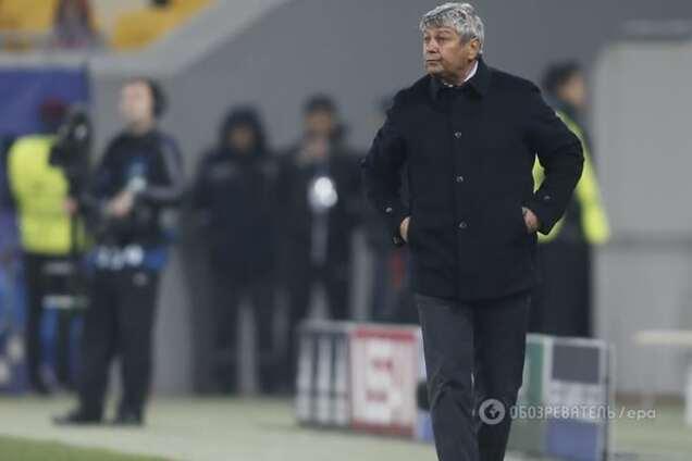 Луческу сделал неожиданное заявление после матча с 'Мальмё'