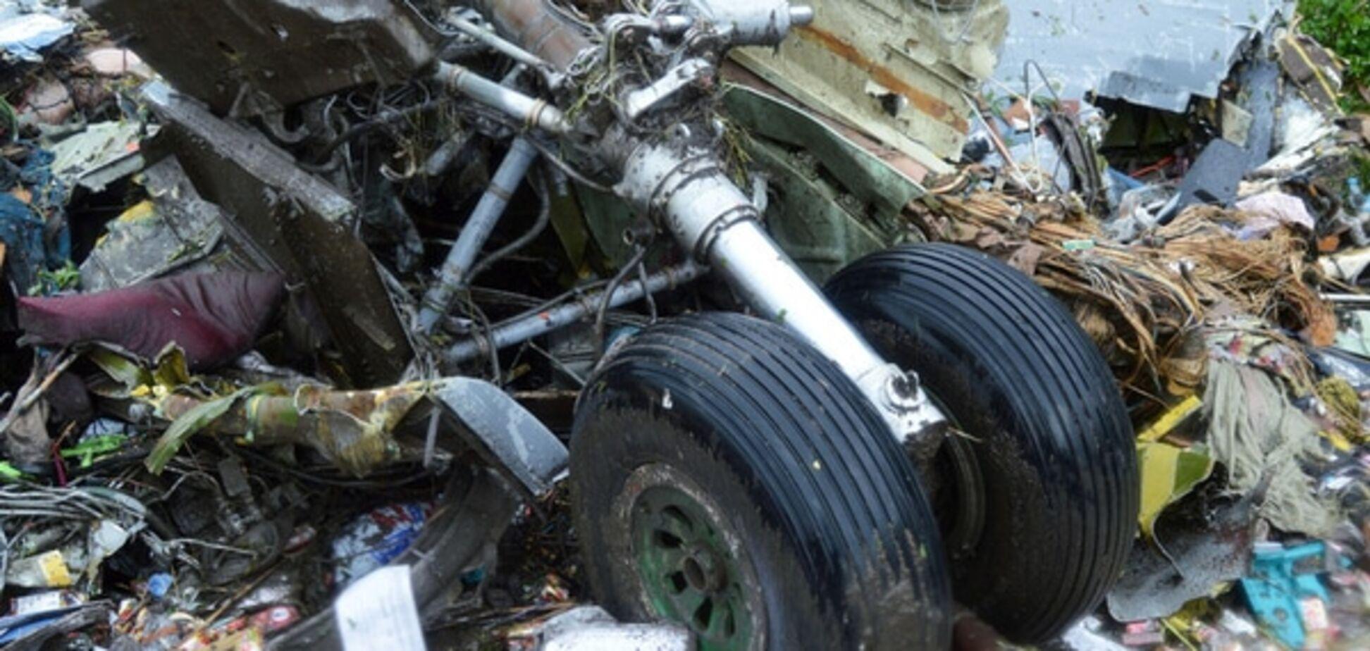 В Южном Судане на месте гибели самолета Ан-12 нашли 39 тел