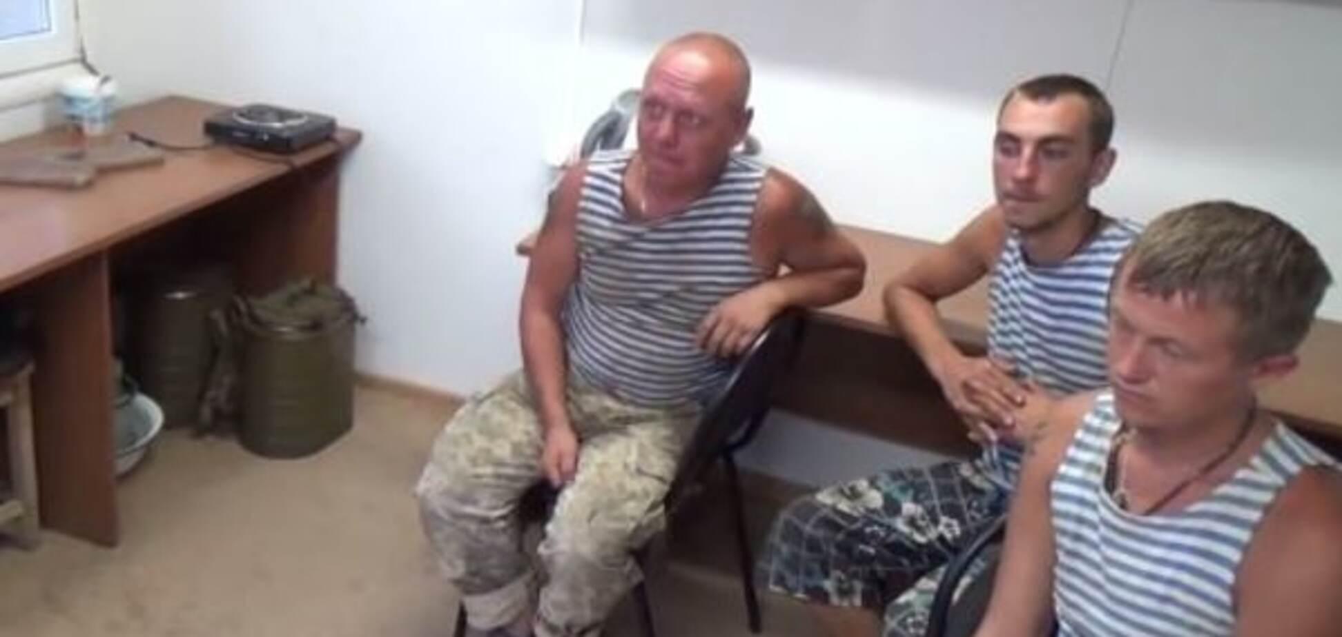 Українські військові, що ходили в Крим 'брататися', повернулися додому
