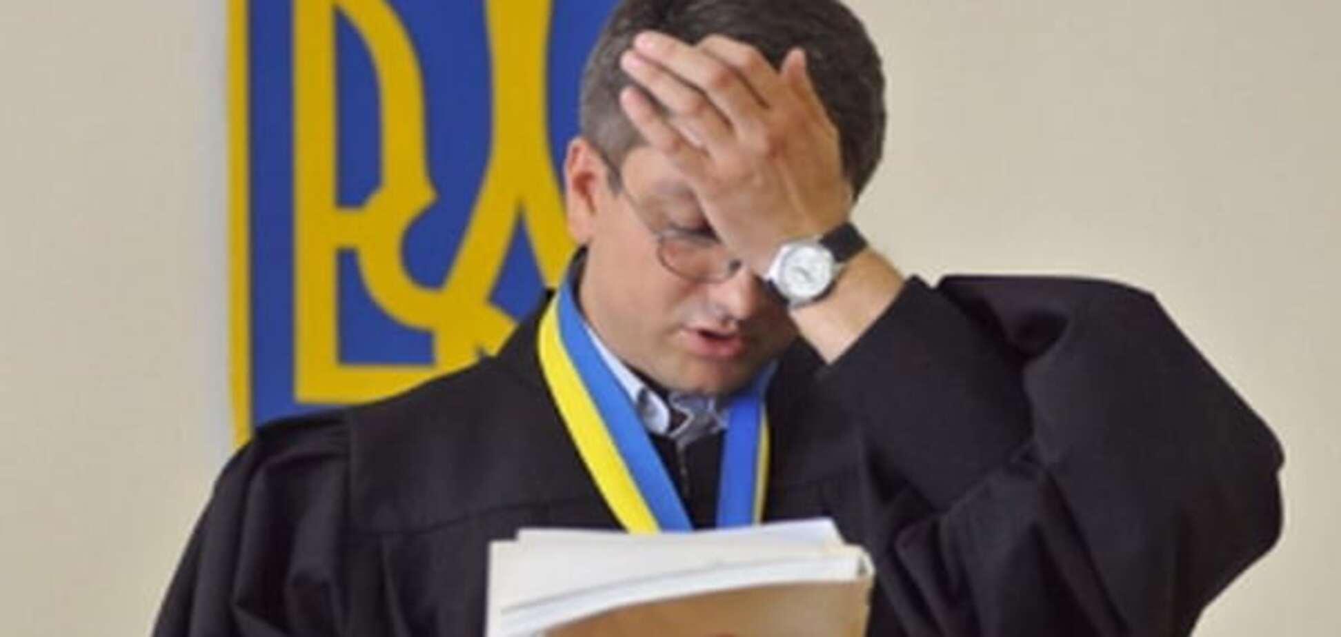 Высший совет юстиции уволил судью Киреева