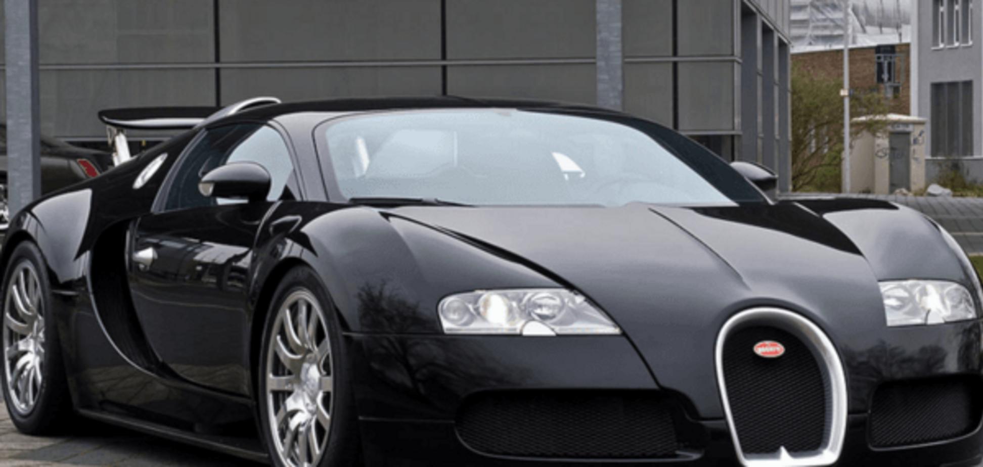 Bugatti і Rolls-Royce: ТОП-5 найдорожчих автомобілів в Україні
