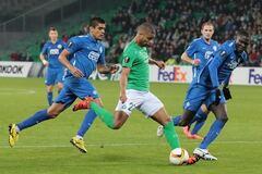 'Днепр' проиграл важнейший матч Лиги Европы