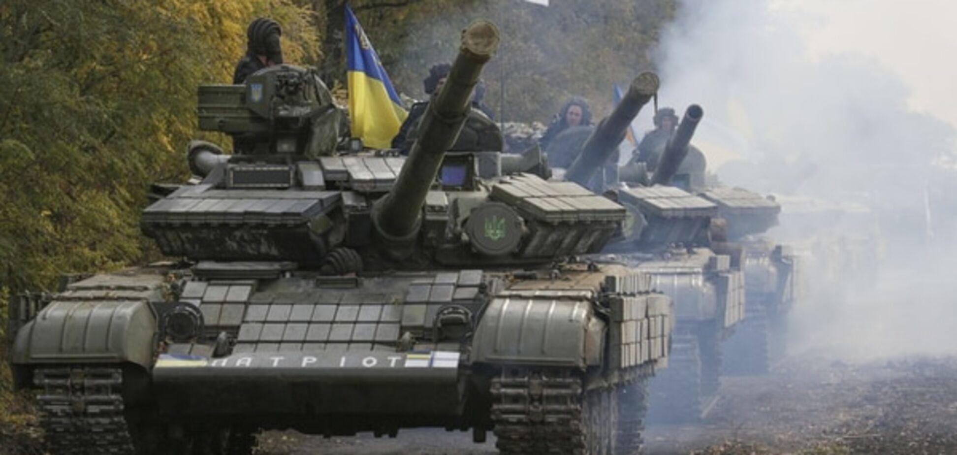 Терористи обстріляли бійців АТО в Авдіївці, Пісках і Новгородському