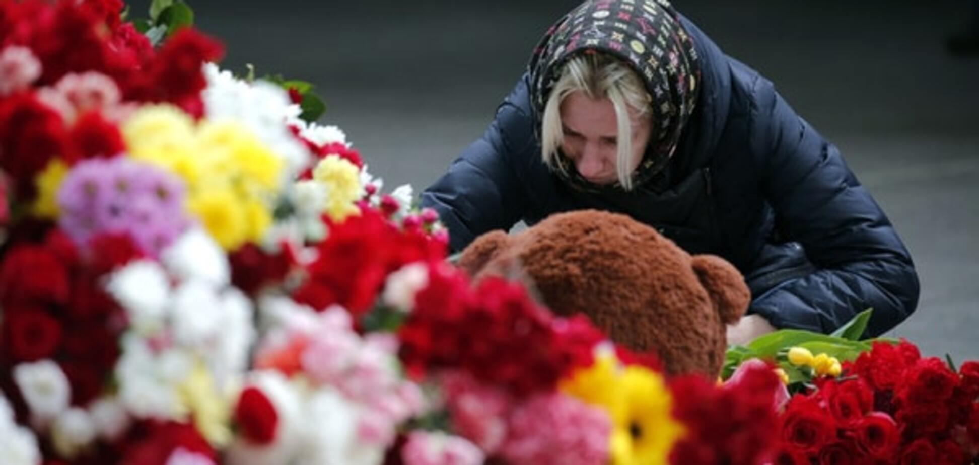 Крах A321: у Росії почали ховати перших жертв
