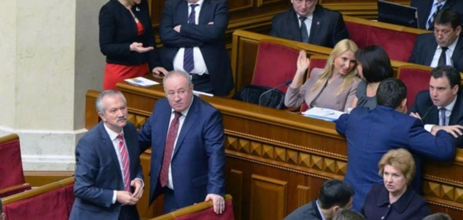 Безвизовый режим съела коррупция: Рада провалила голосование 'европейских' законов