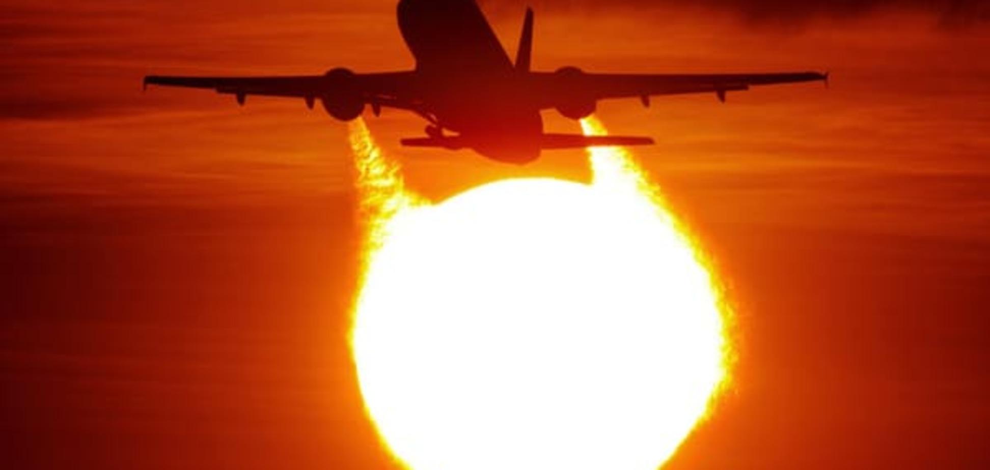 Госавиаслужба запретила летать над Синайским полуостровом
