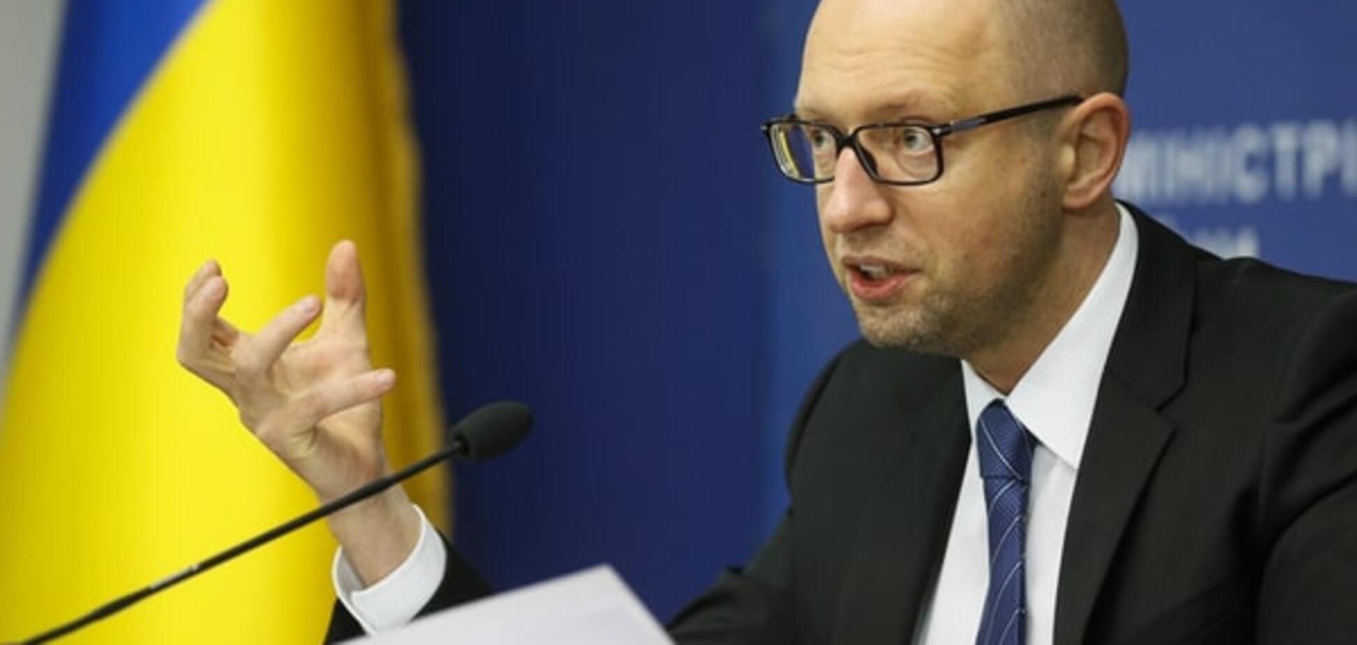 Яценюк таки планує звільнити Квіта: опубліковано аудіо скандального інтерв'ю