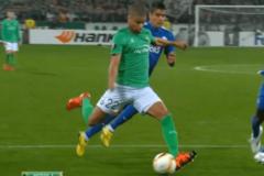 Сент-Этьен - Днепр - 3-0: видео-обзор матча