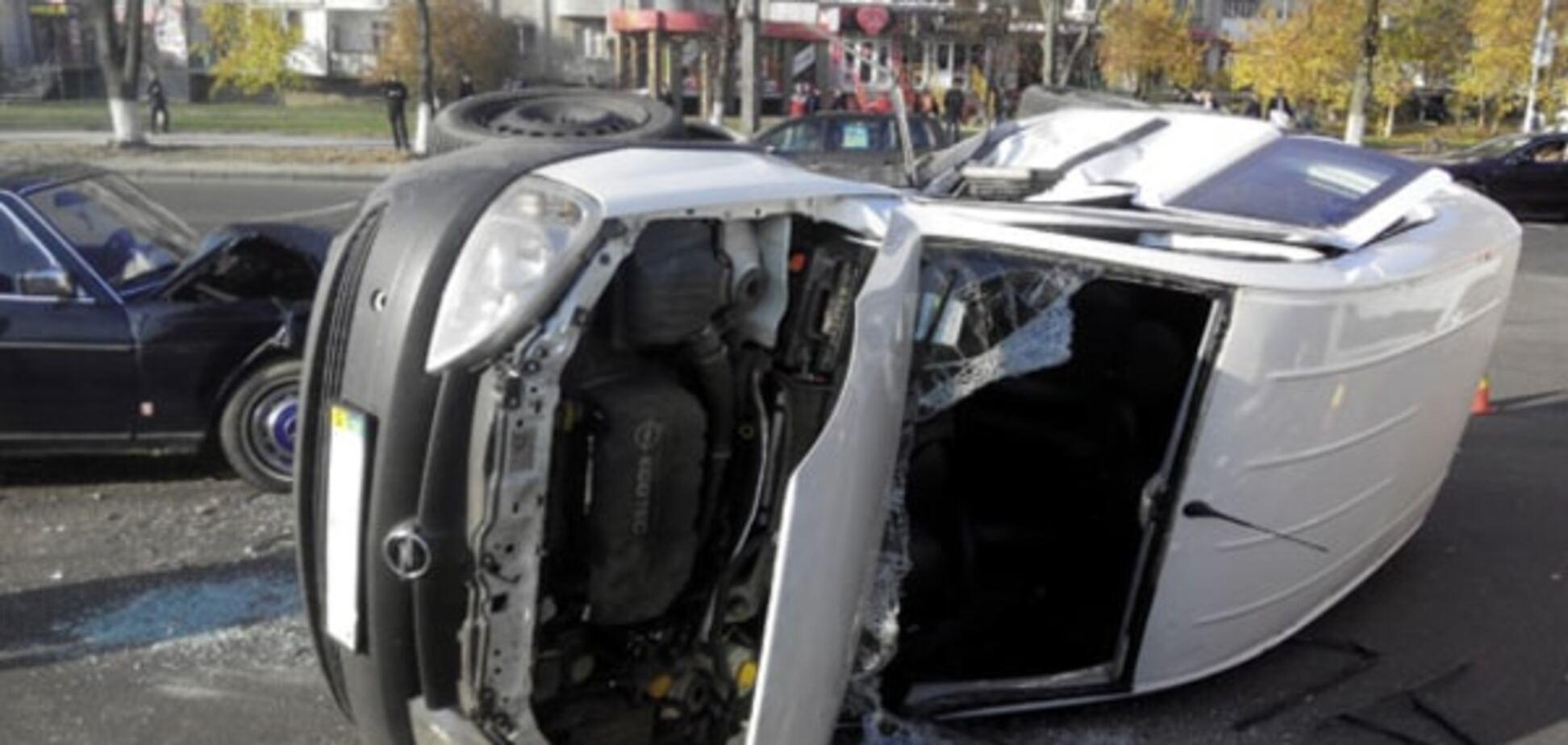 У двох ДТП на Волині травмувалися три особи