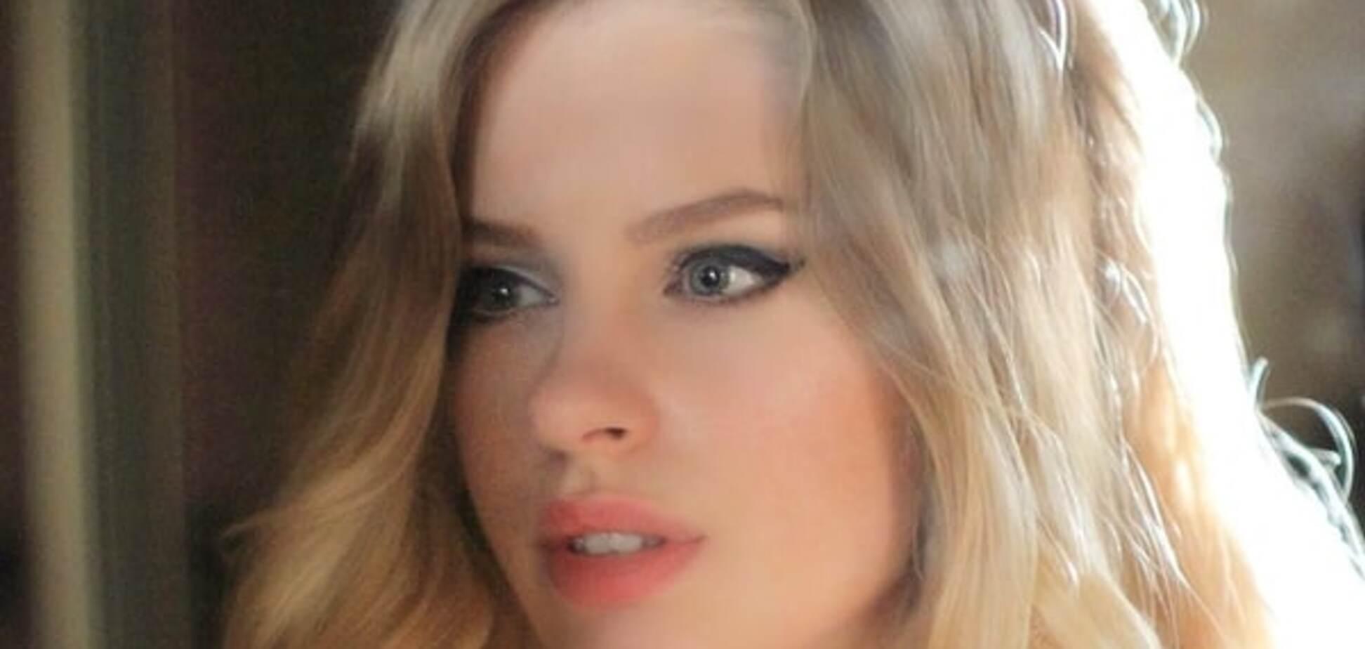 Молодая супруга сына Повалий поразила естественной красотой