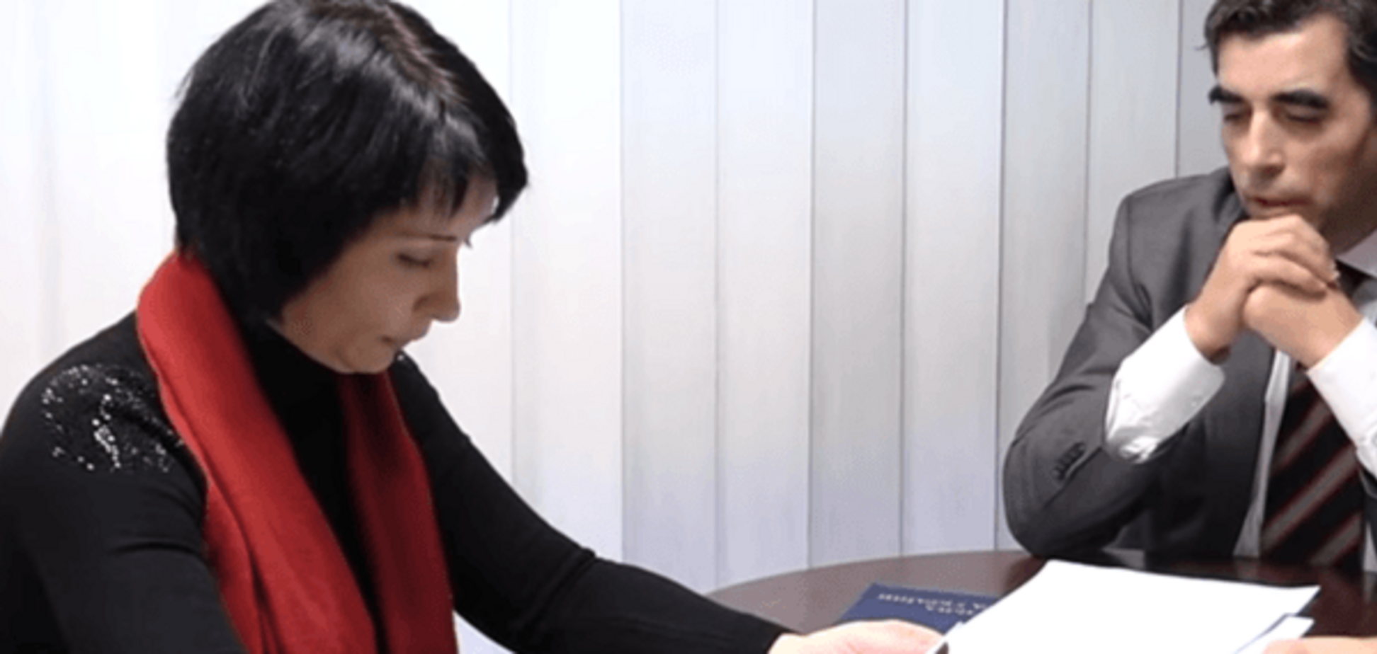 Генпрокуратура объявила Лукаш о подозрении: опубликовано видео