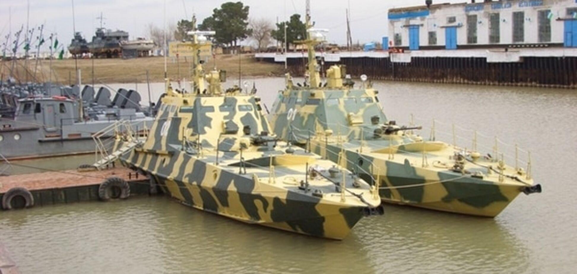 ВМС України отримають броньовані артилерійські катери 'Гюрза-М': опубліковано фото
