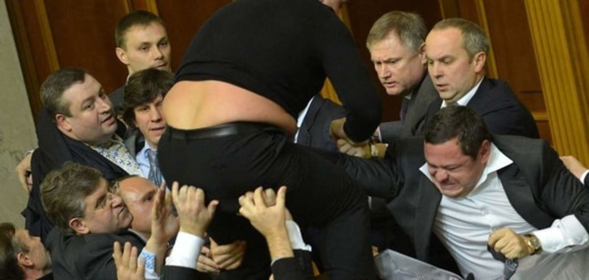 Готовы ли вы стать депутатом Верховной Рады: игра