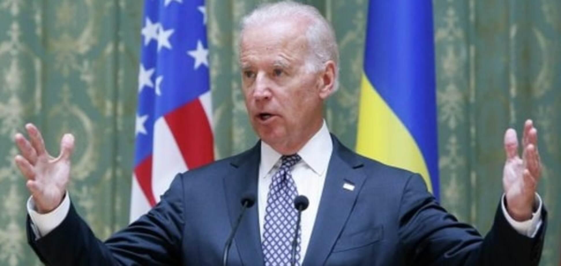Байден озвучил условия получения Украиной очередного кредита от США