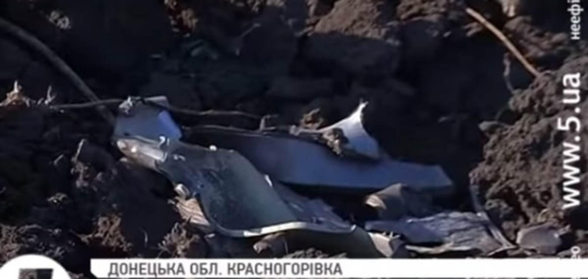 Терористи накрили Красногорівку 'Градами': опубліковано відео наслідків