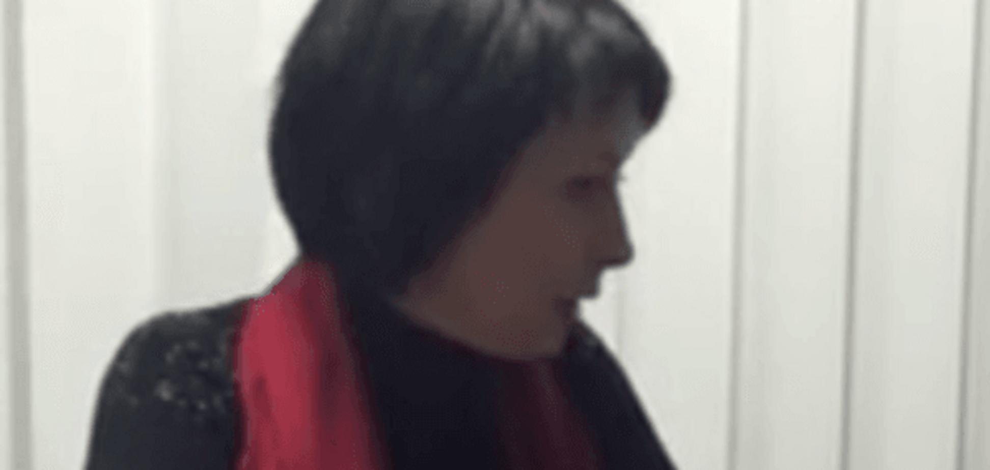 Адвокат Лукаш оприлюднив відео допиту екс-чиновниці
