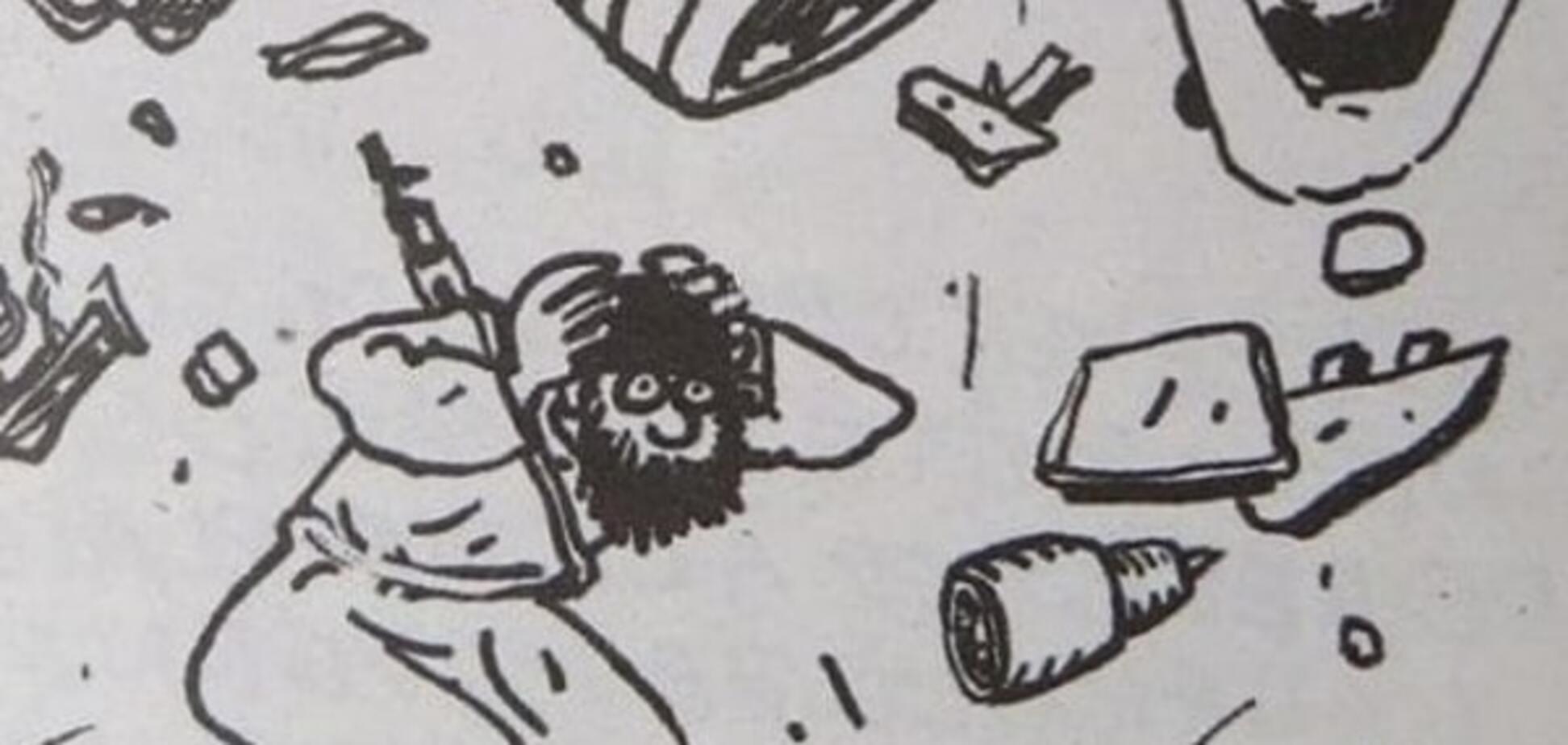 'Перешли все грани': в Госдуме раскритиковали карикатуру Charlie Hebdo