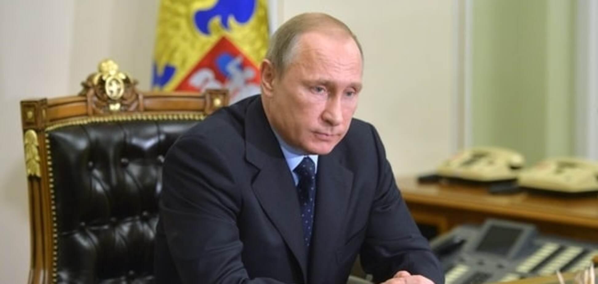Путін заборонив росіянам літати в Єгипет