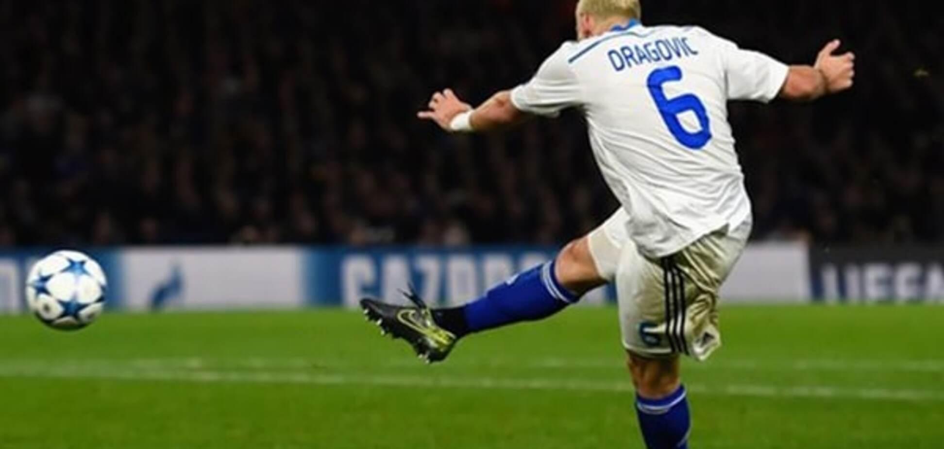 Захисник 'Динамо' став автором унікального рекорду Ліги чемпіонів
