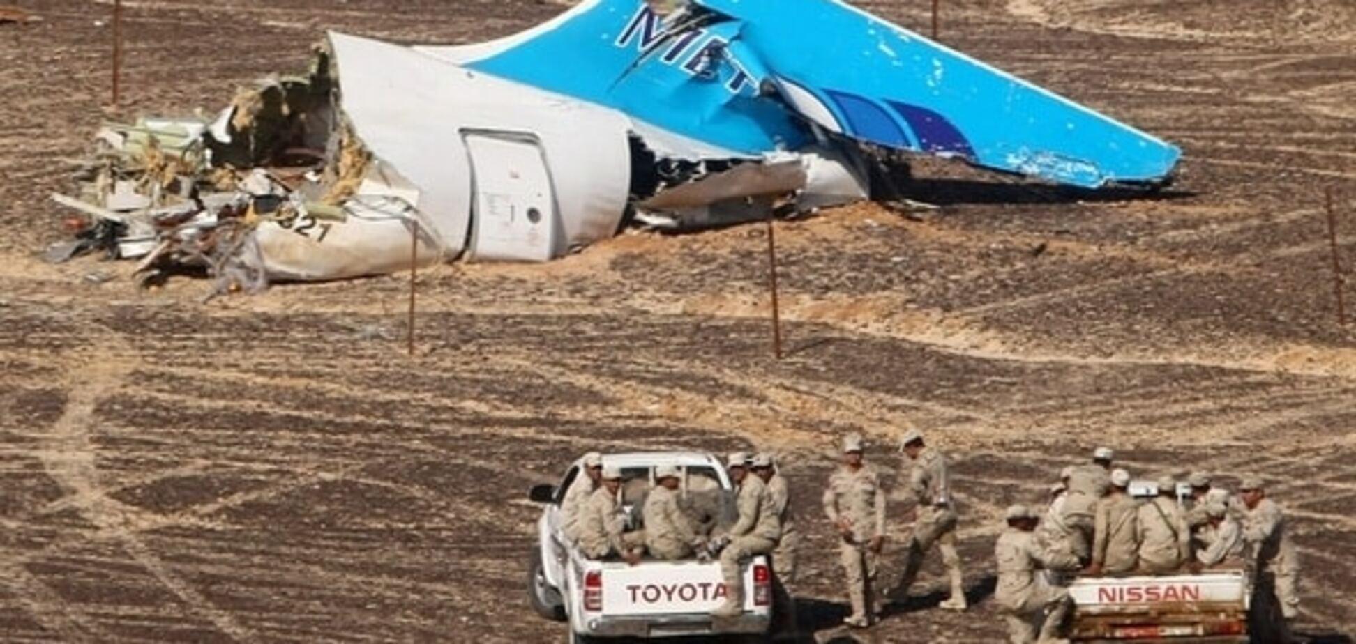 Бойовики ІДІЛ святкували крах російського А321 в Єгипті - ЗМІ
