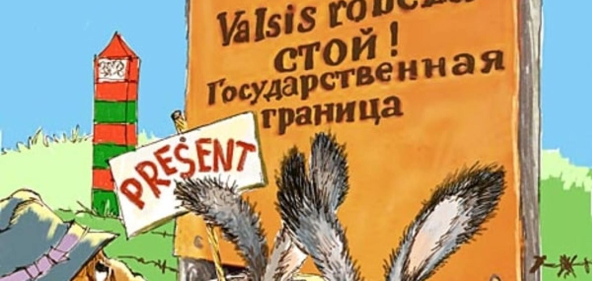 Настоящий дипломат: Рогозин пообещал 'дефективной' Прибалтике 'от мертвого осла уши'