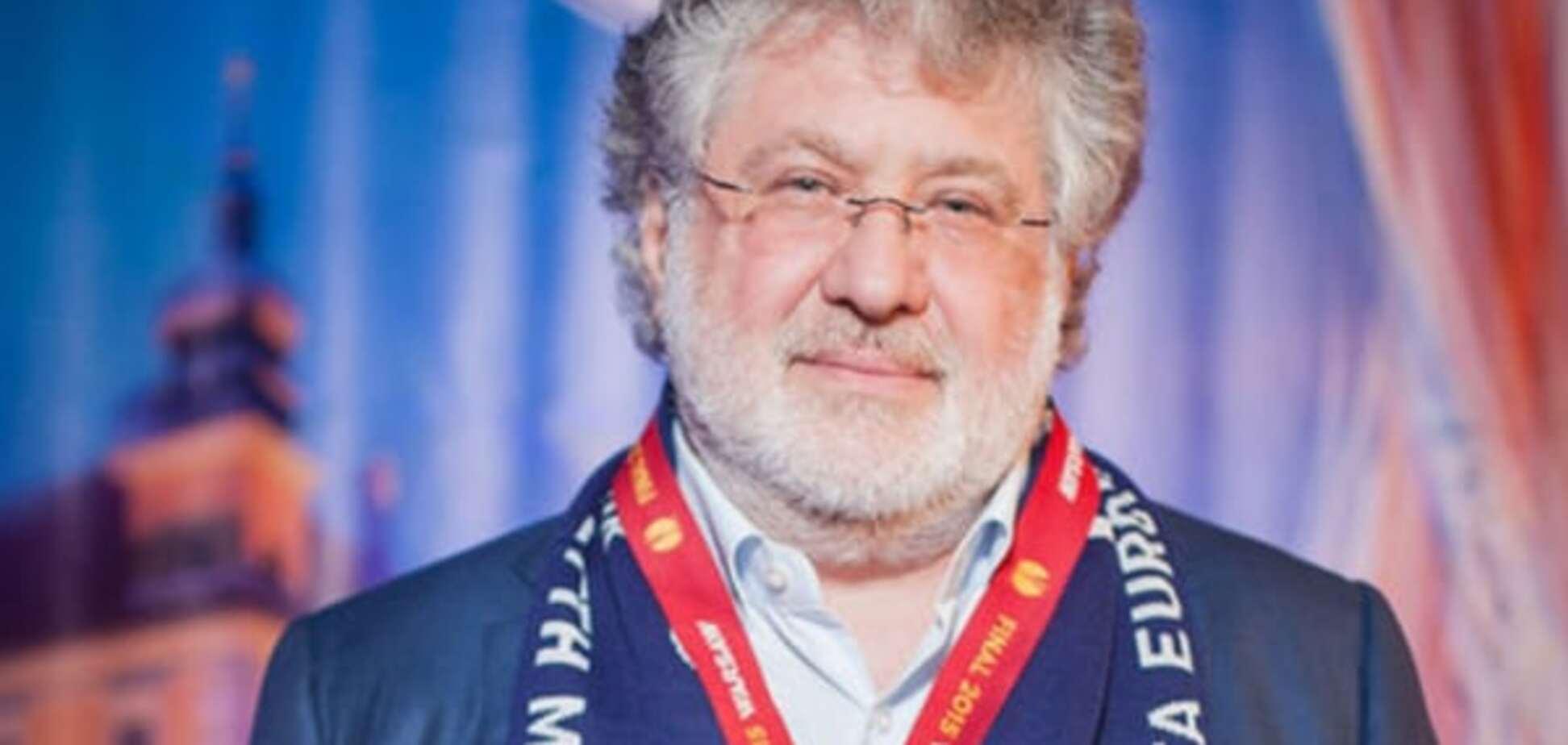 Коломойский решил продать 'Днепр' - СМИ
