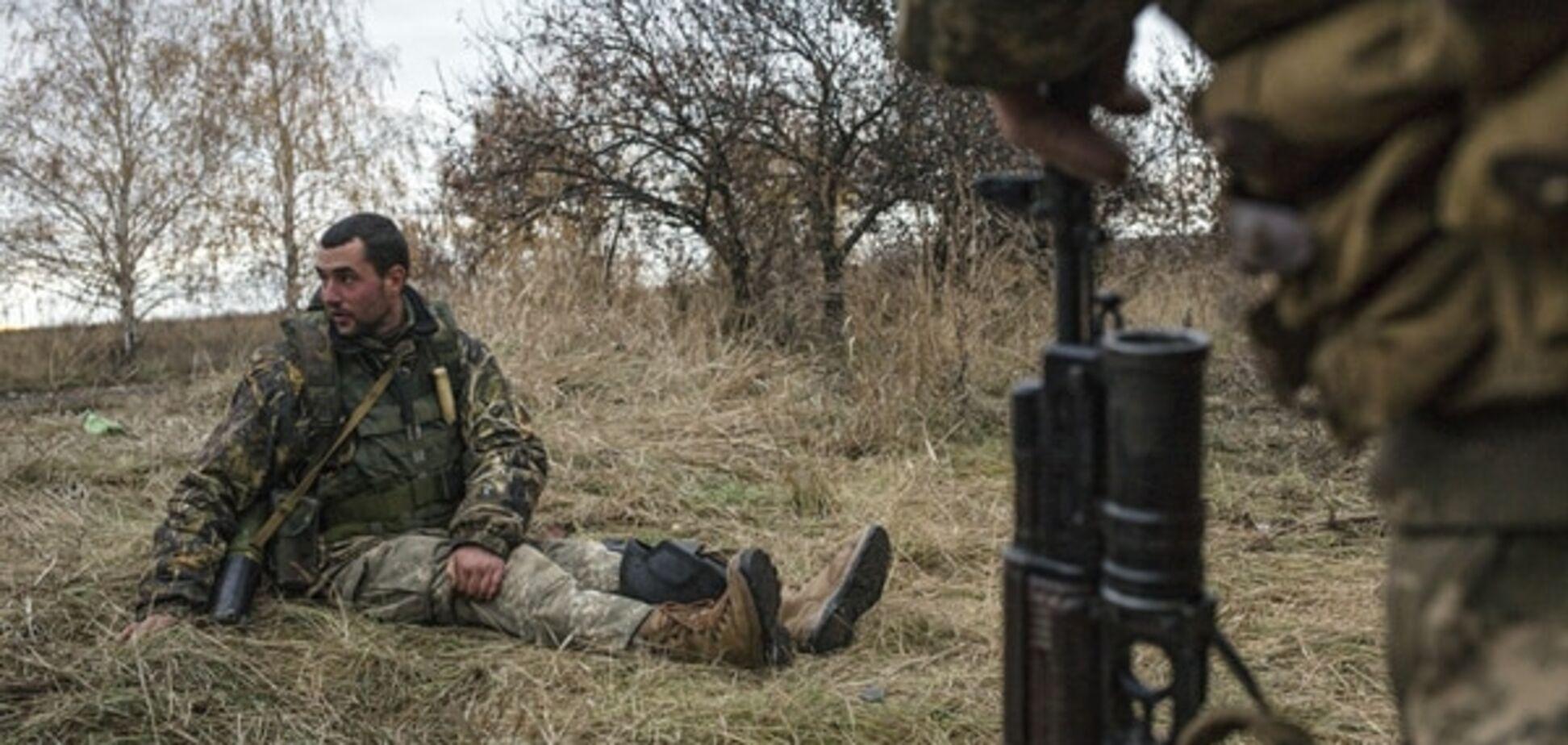 Терористи з гранатометів обстріляли Мар'їнку та Авдіївку