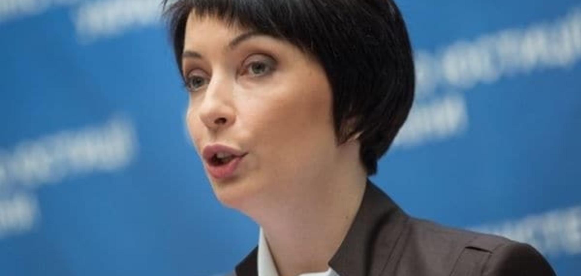 Лукаш говорит, что 'пять дней просила' ее допросить по делу о Майдане