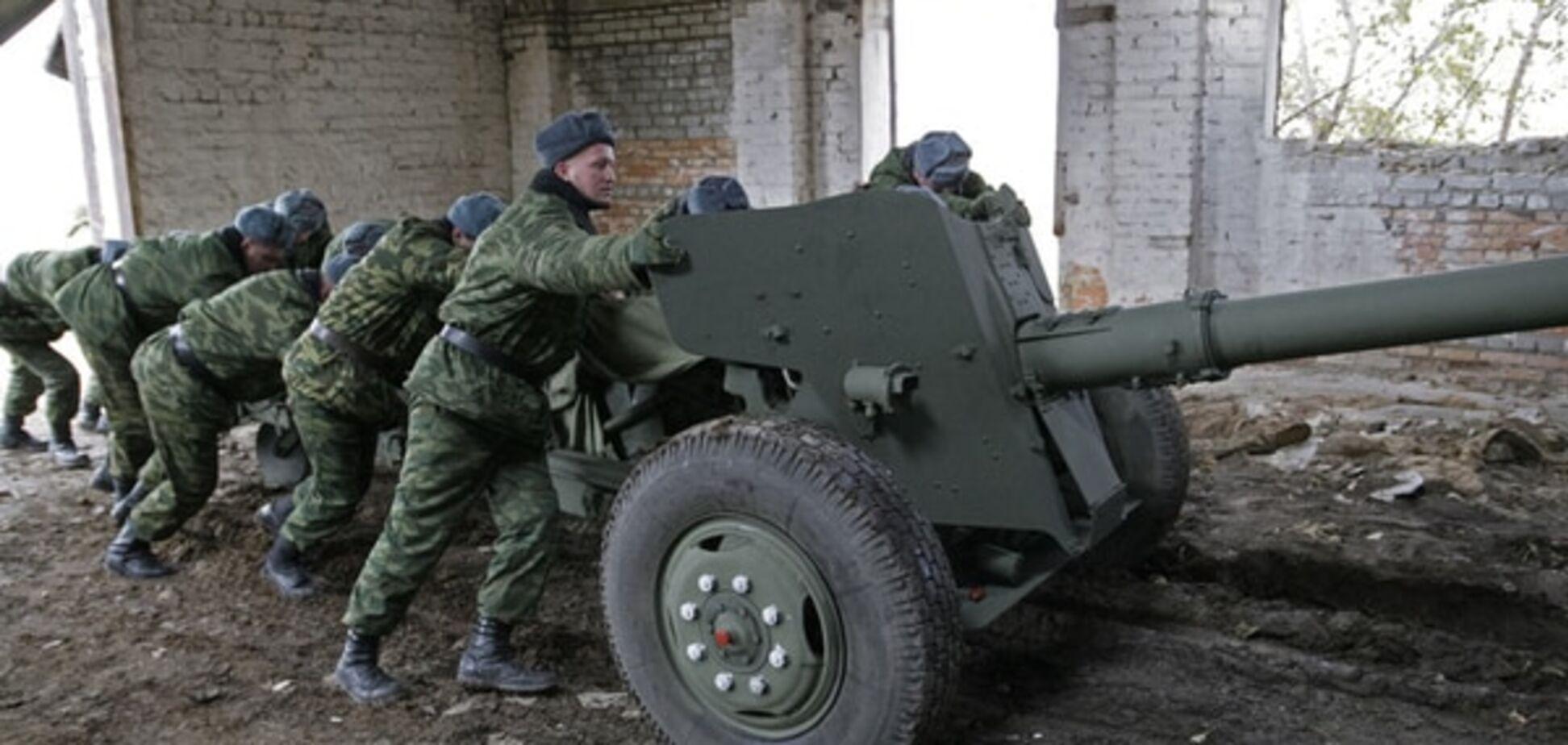 Фельгенгауер: Росія хоче відсунути фронт від Донецька і Сіверського Дінця