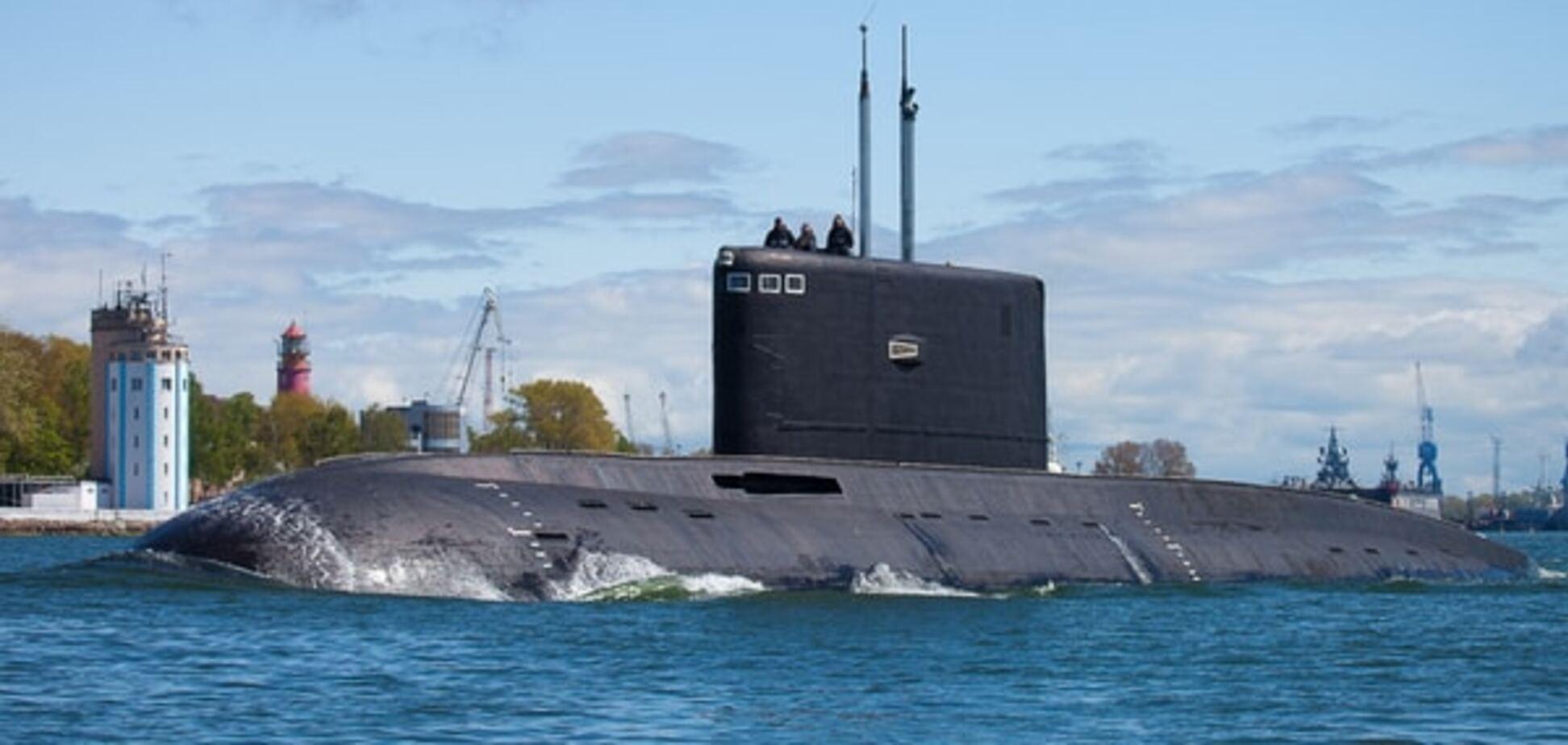 Росія перекидає в Чорне море 'Чорну діру' з 'ядерними' крилатими ракетами