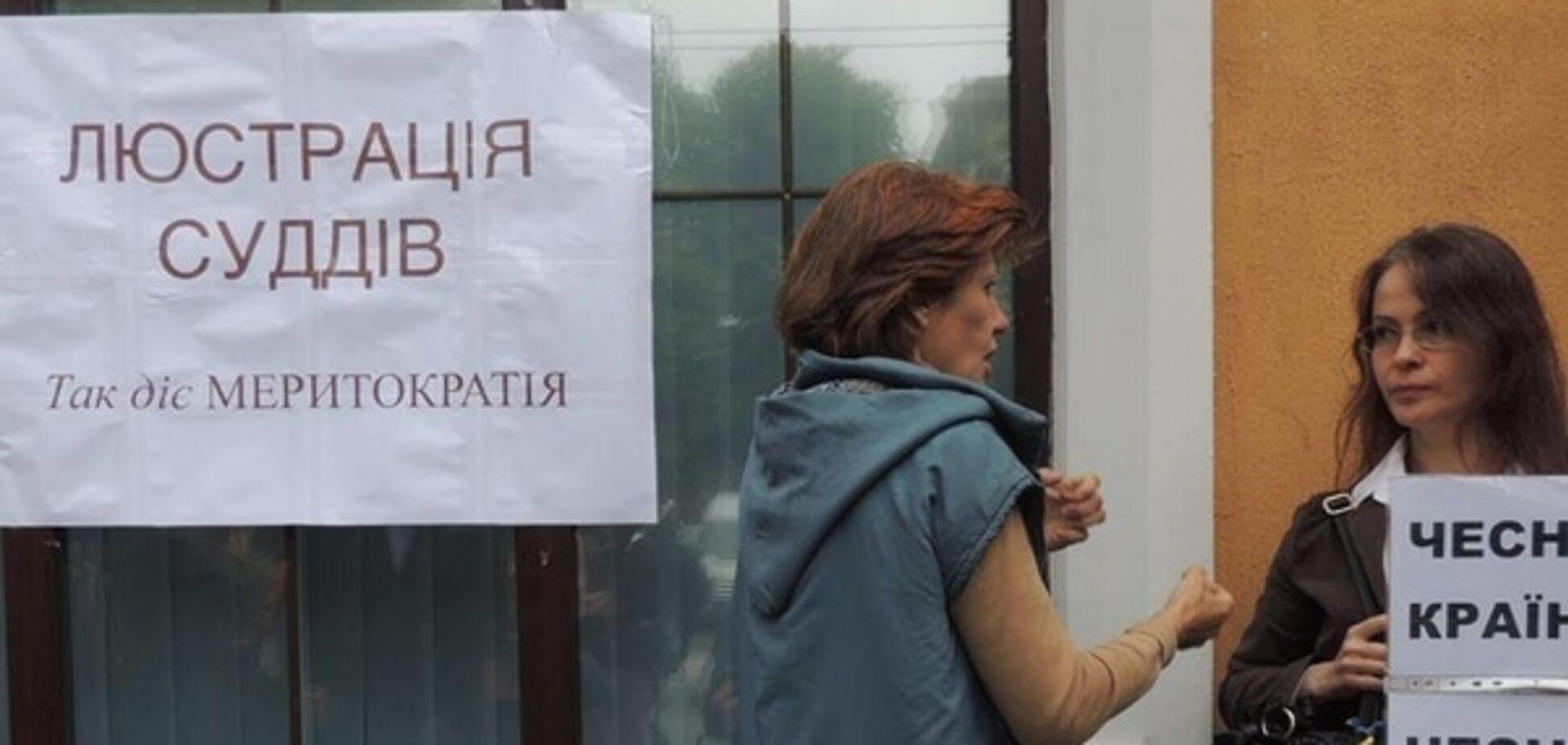В ЕС объяснили, почему в Украине невозможна люстрация всего судейского корпуса