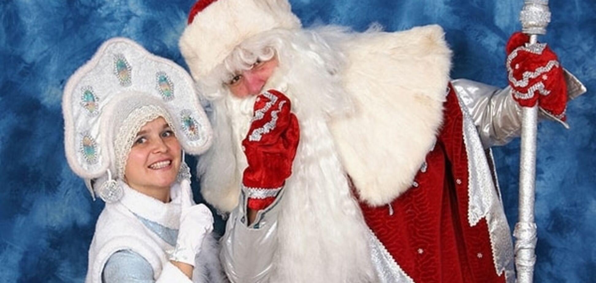 Геть совок! На Івано-Франківщині вирішили позбавитися від Діда Мороза та Снігуроньки