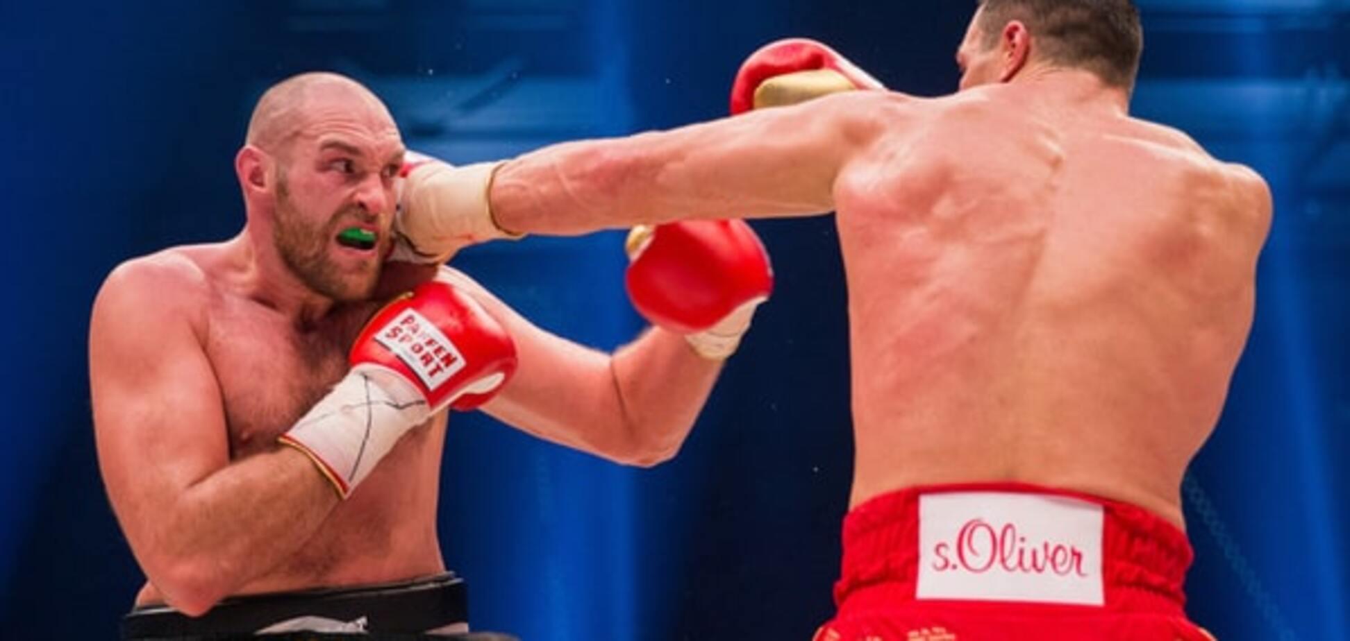 Підстава від IBF: реванш Кличко - Ф'юрі опинився під загрозою зриву