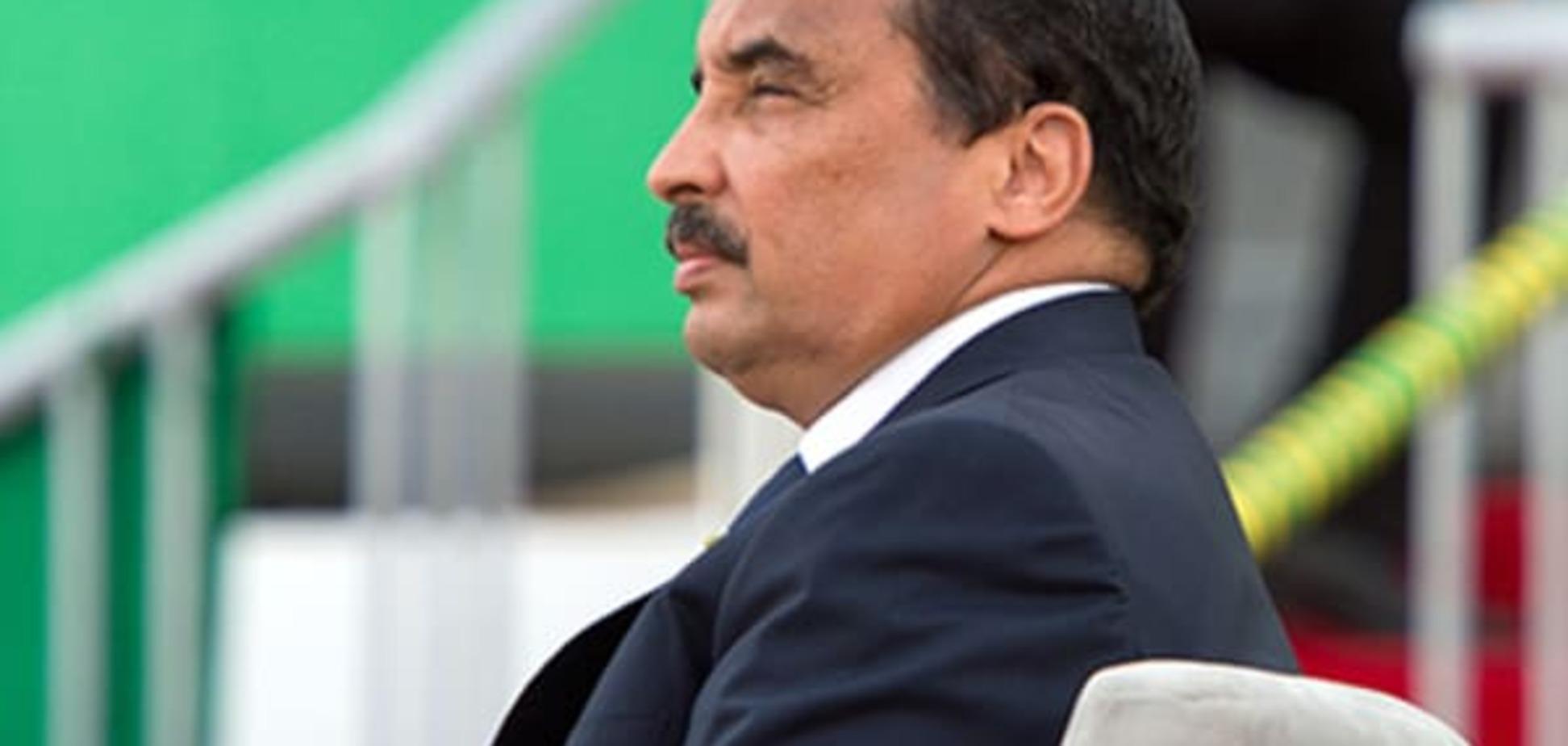 Президент Мавританії поміняв правила футболу через нудний матч