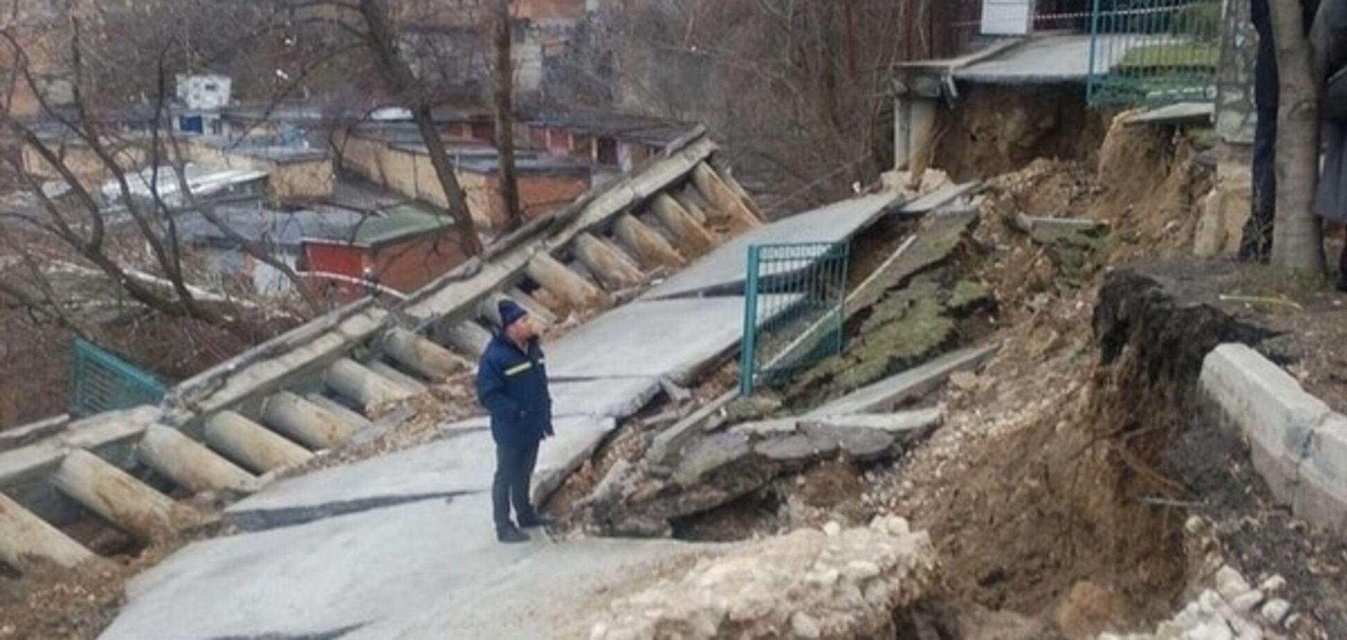 Зсув у Києві: в НС звинуватили кримського окупанта