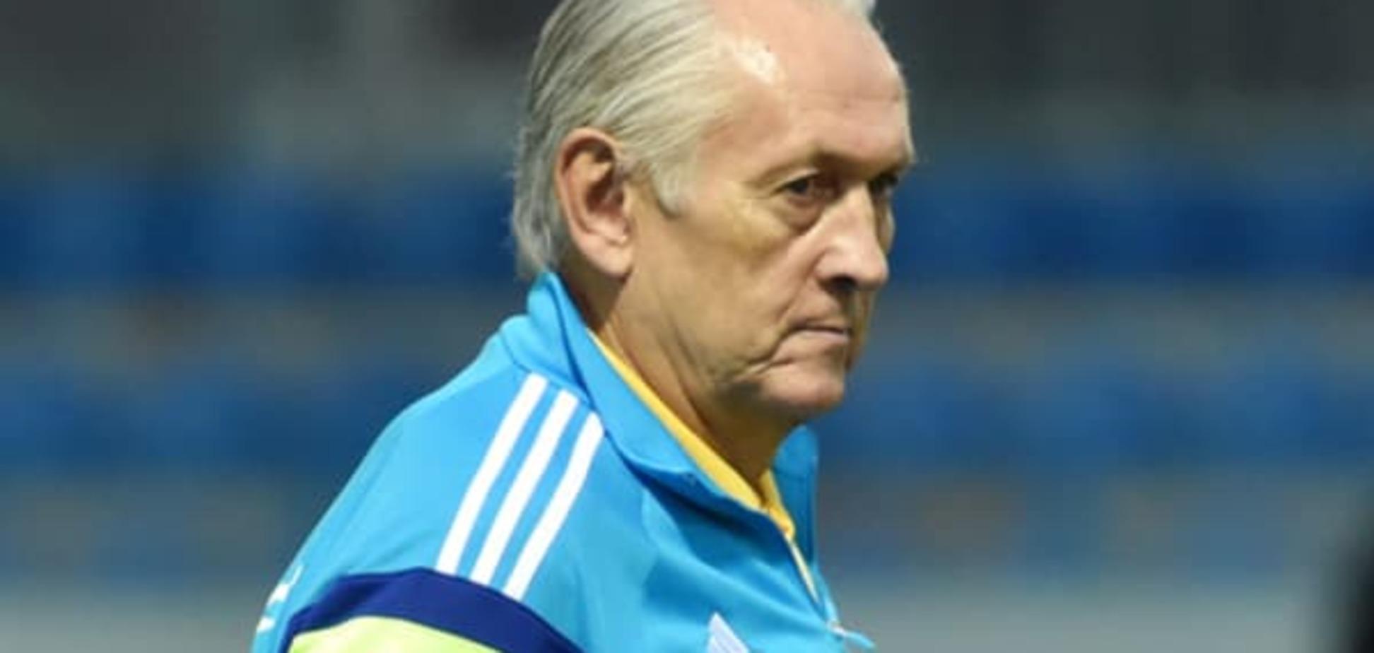 Стало відомо, коли збірна України отримає нового тренера
