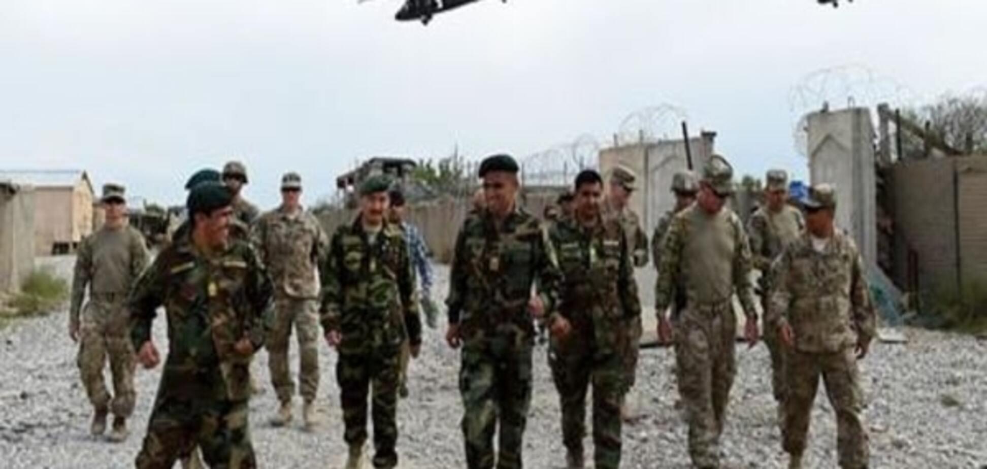 У НАТО вирішили поки не виводити війська з Афганістану
