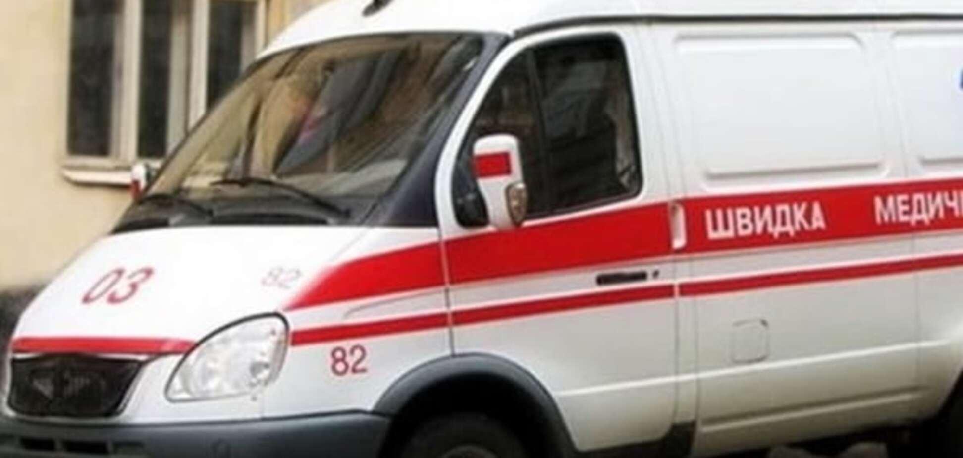 НП в київській лікарні: з 8 поверху випав пацієнт