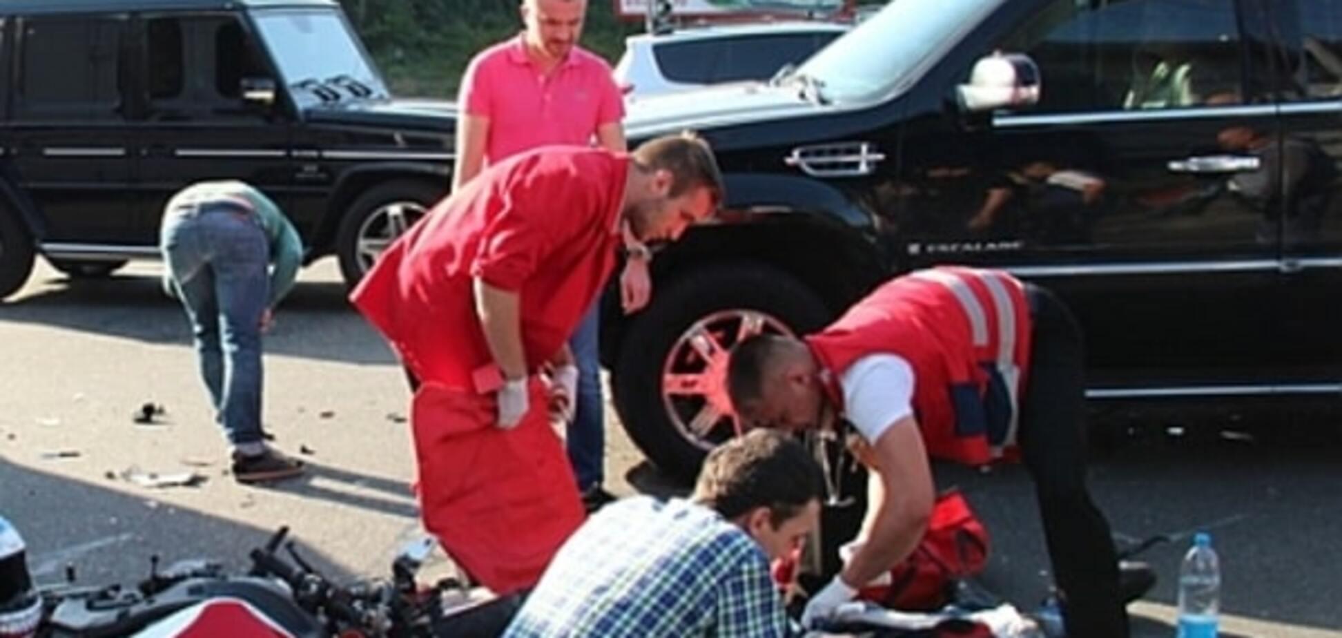 Загибель репера Ларсона: для пошуку винуватиці ДТП наймуть спеців