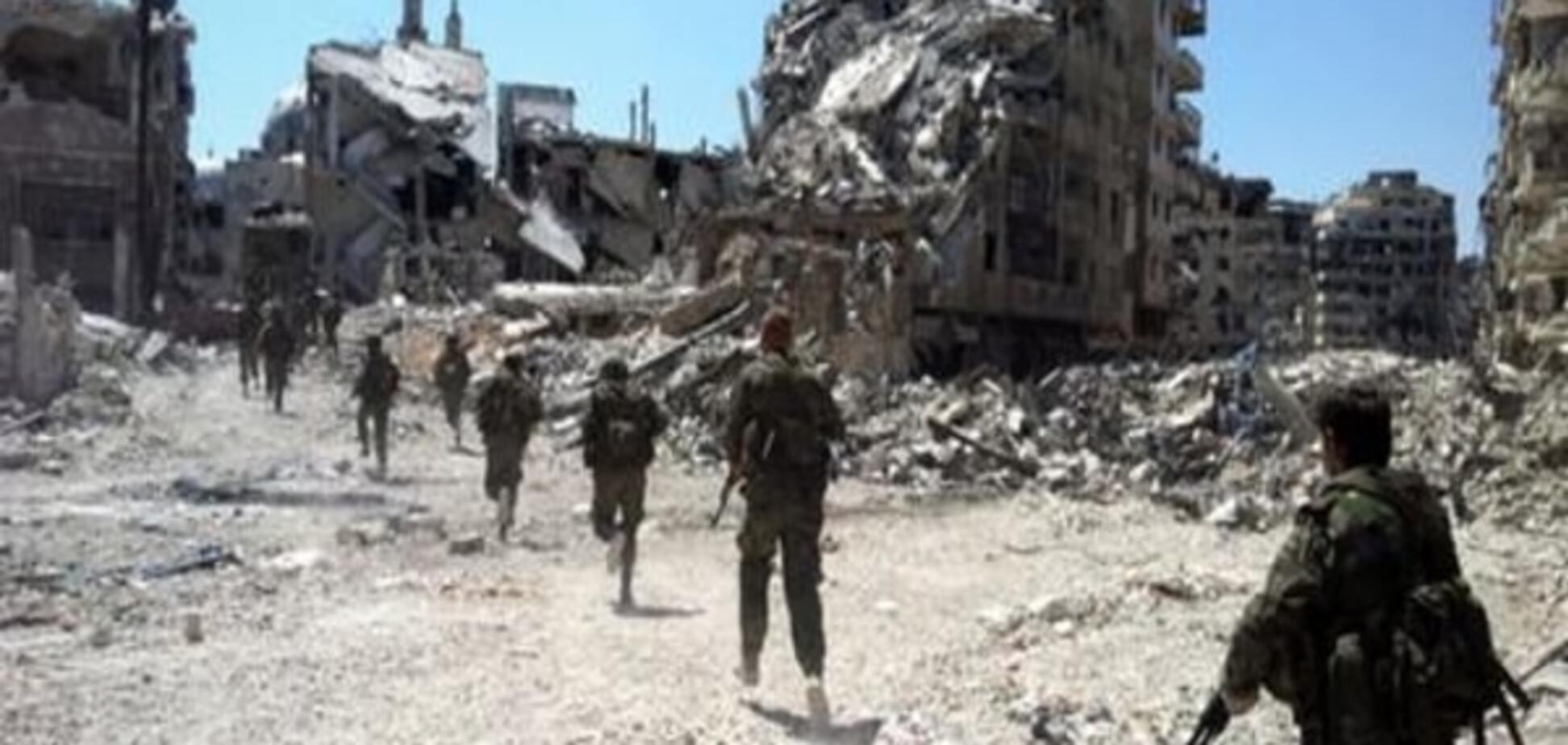 Сирійські повстанці погодились залишити 'столицю революції' Хомс