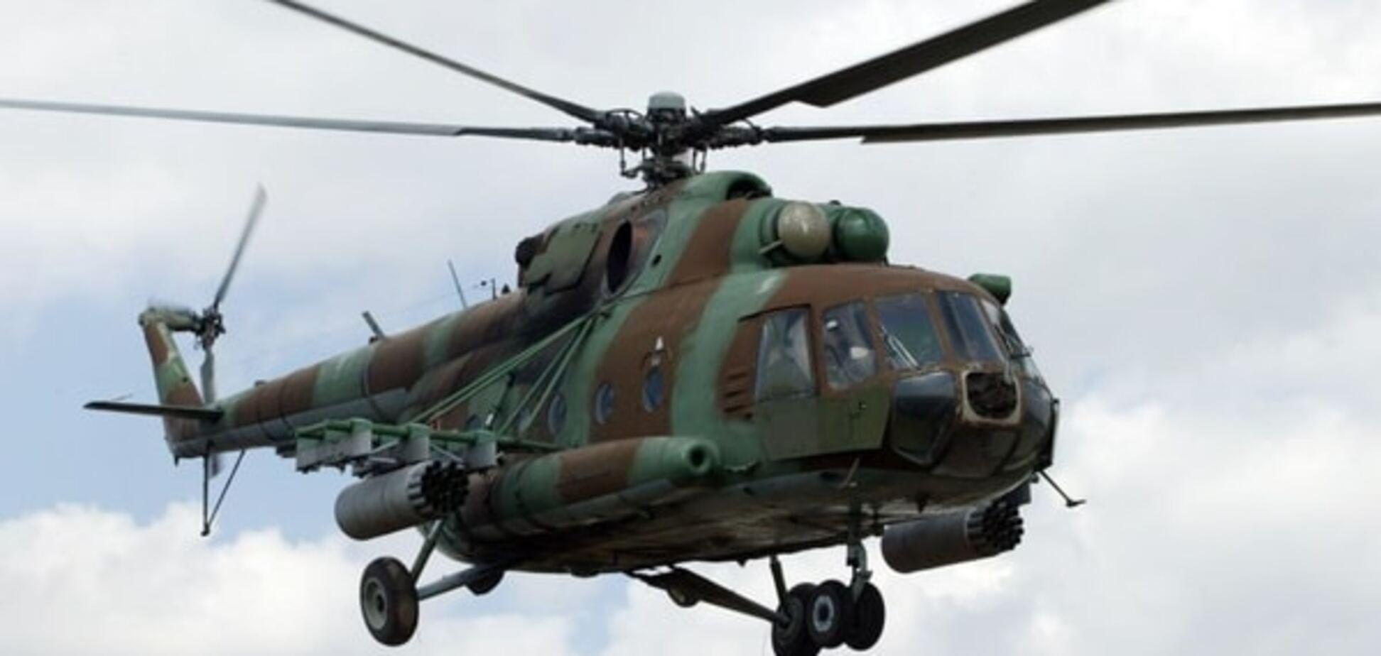 ЗМІ: у Сирії втрачено зв'язок з двома російськими вертольотами