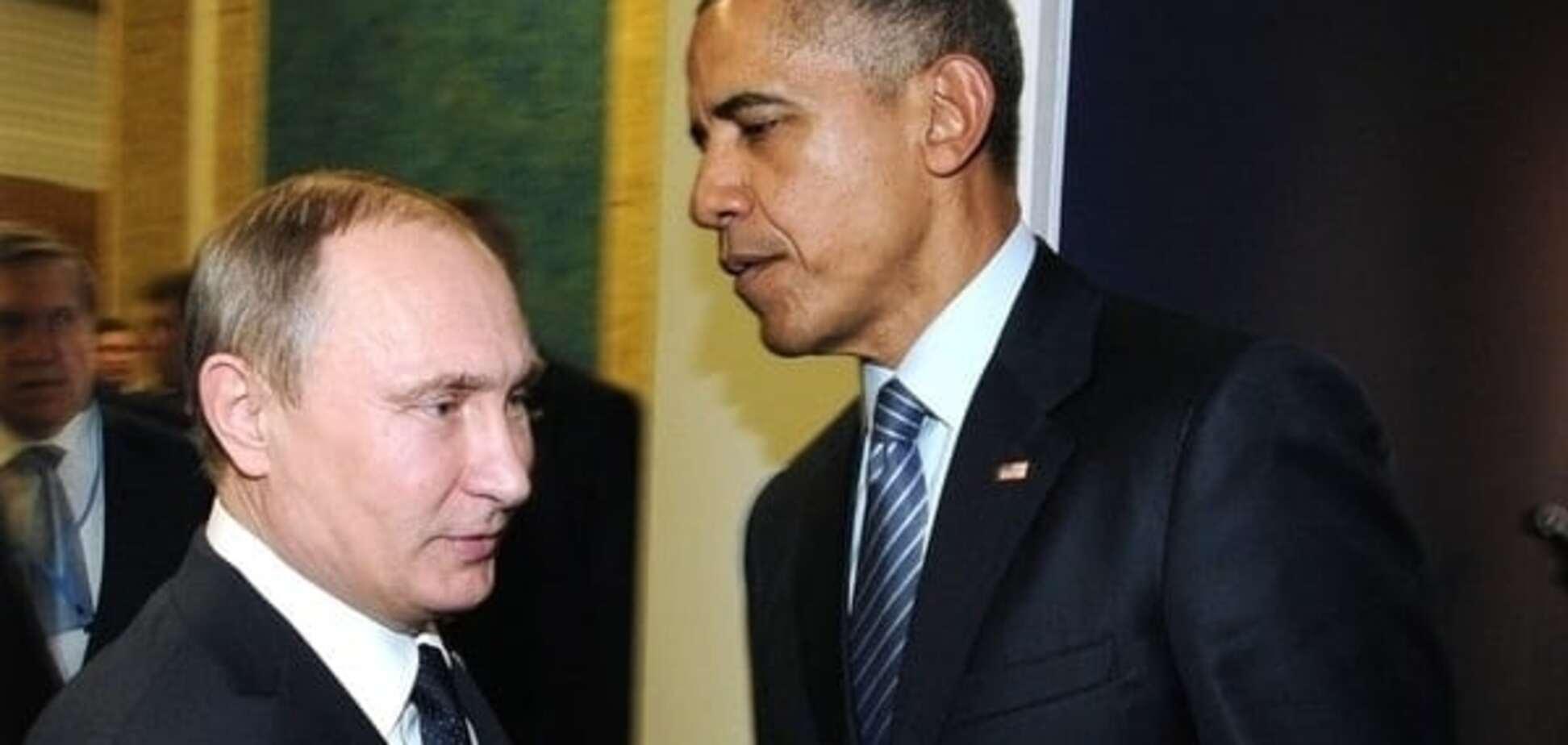 Обама порадив Путіну згадати війну в Афганістані