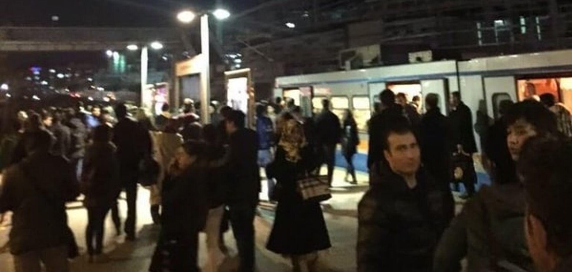 У Стамбулі назвали причину вибуху в метро