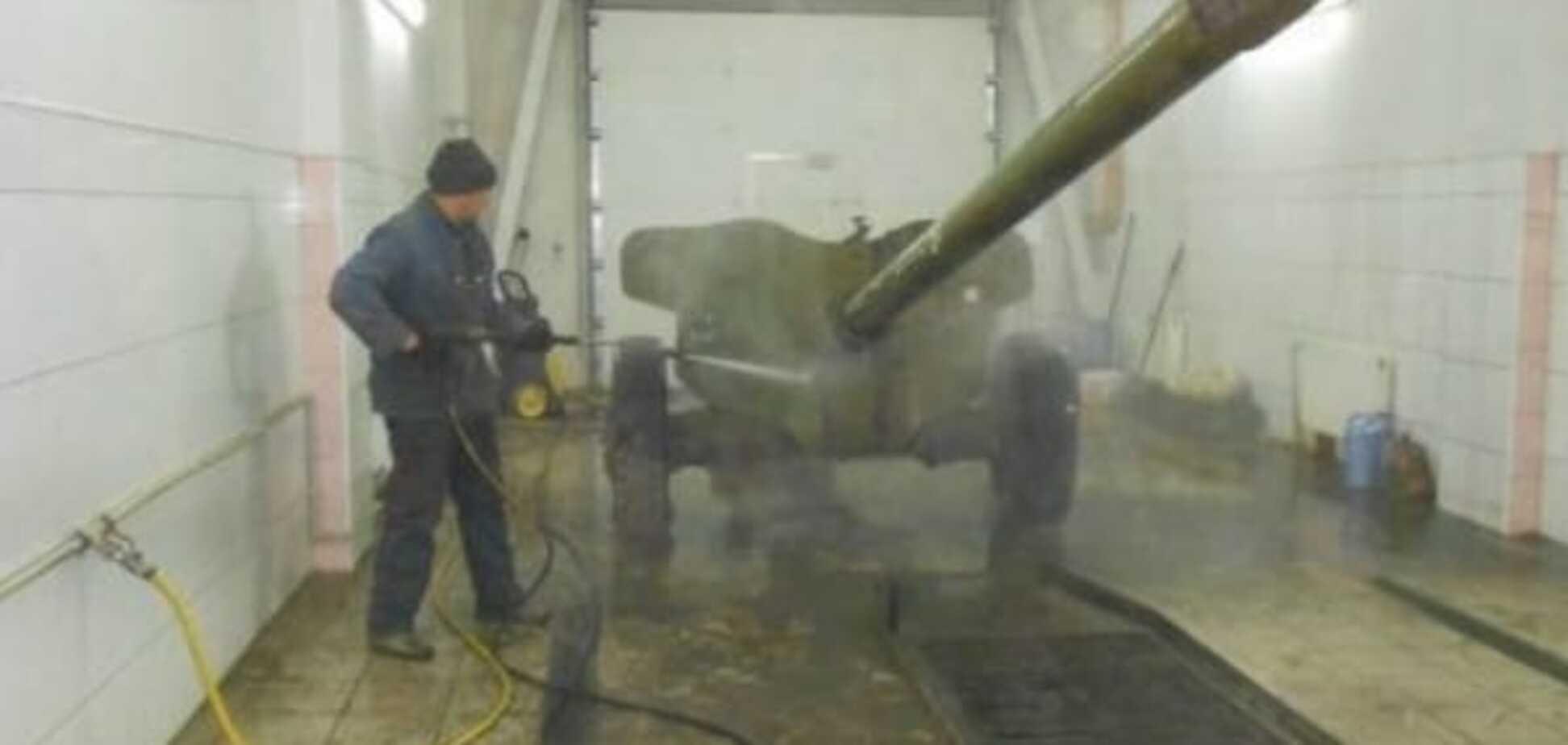 В 'ДНР' показали, як використовують автомийки для своїх потреб: опубліковані фото